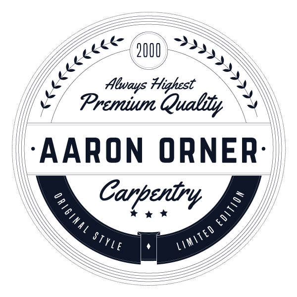 Aaron Orner | Carpentry